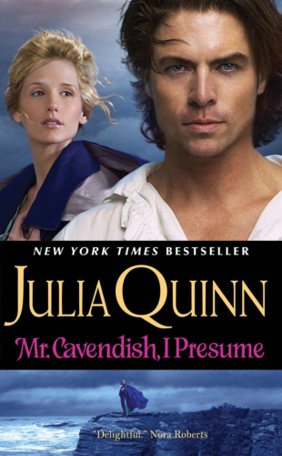 Beautiful Julia Quinn  Mr Cavendish I Presume
