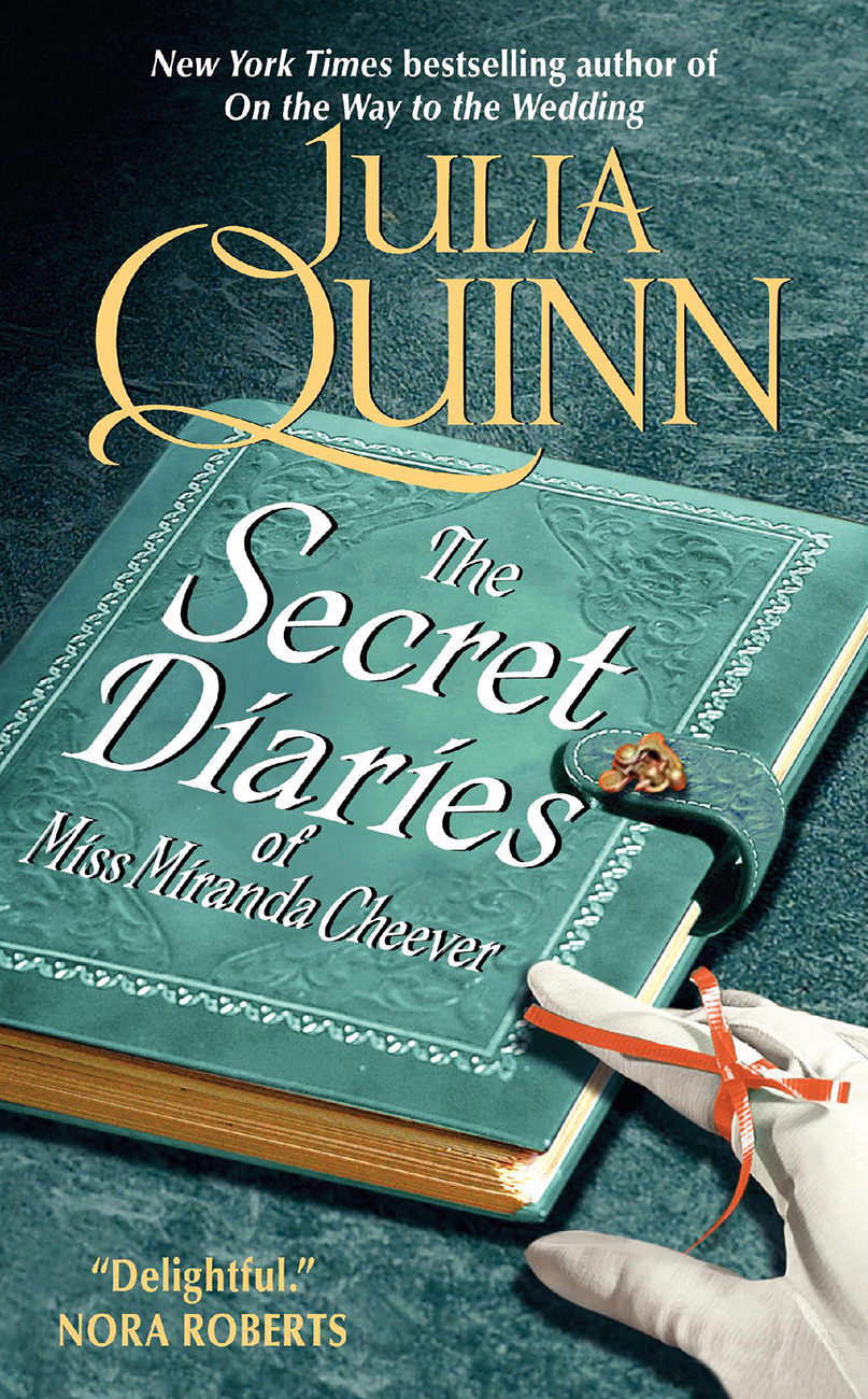 The Secret Diaries of Miss Miranda Cheever | Julia Quinn
