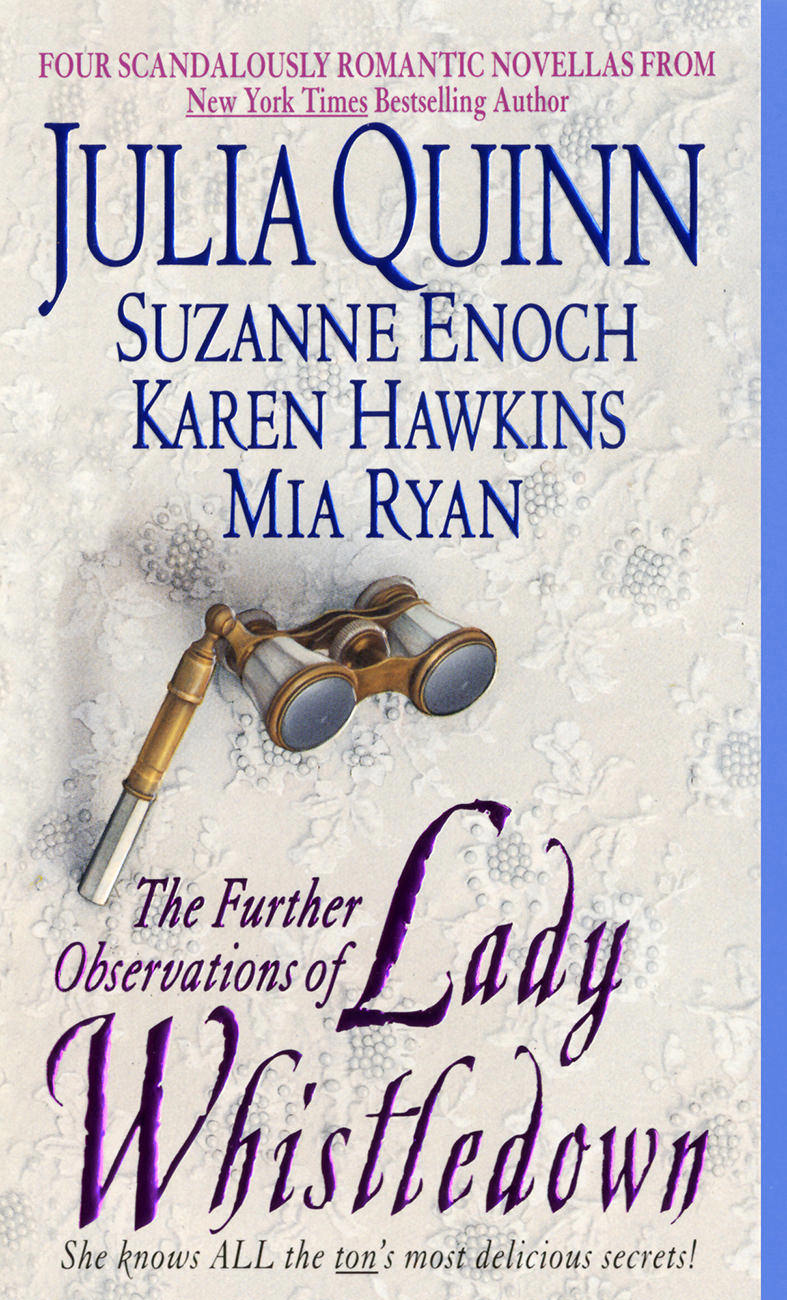 The Further Observations of Lady Whistledown | Julia Quinn
