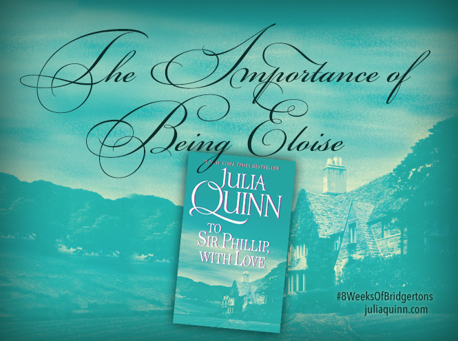 To Sir Phillip, With Love | Julia Quinn