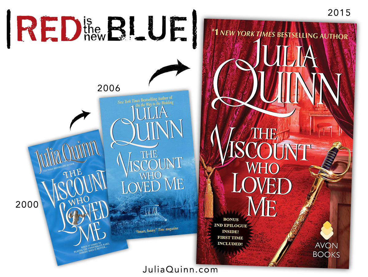 The Viscount Who Loved Me | Julia Quinn