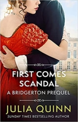First Comes Scandal -UK