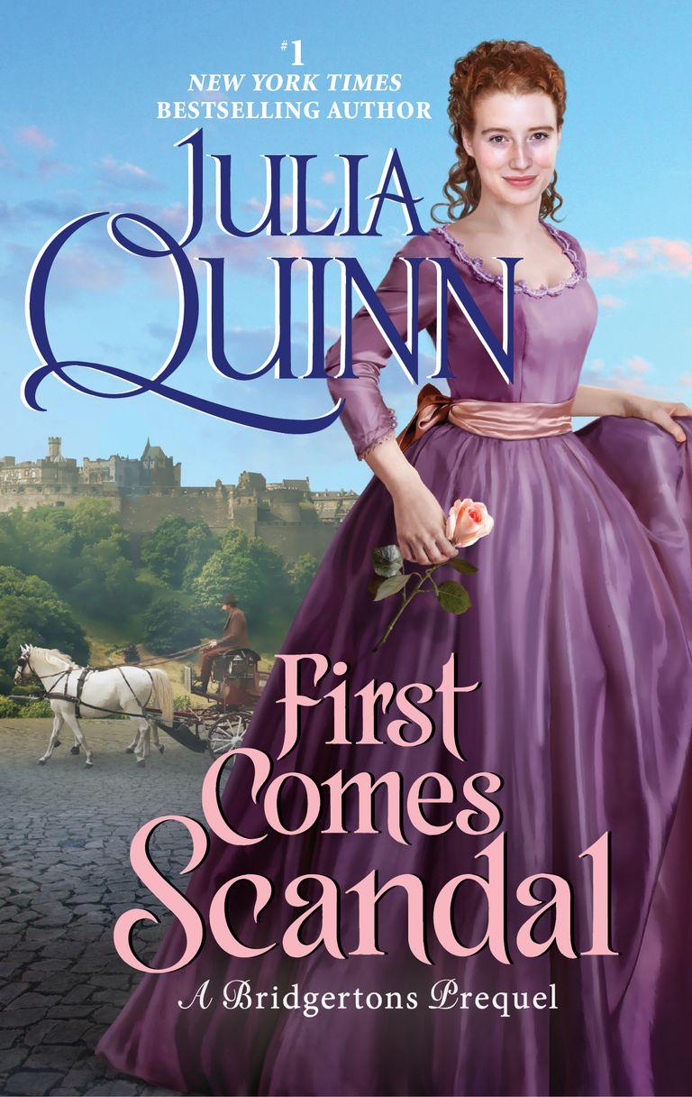 Képtalálatok a következőre: julia quinn first comes scandal