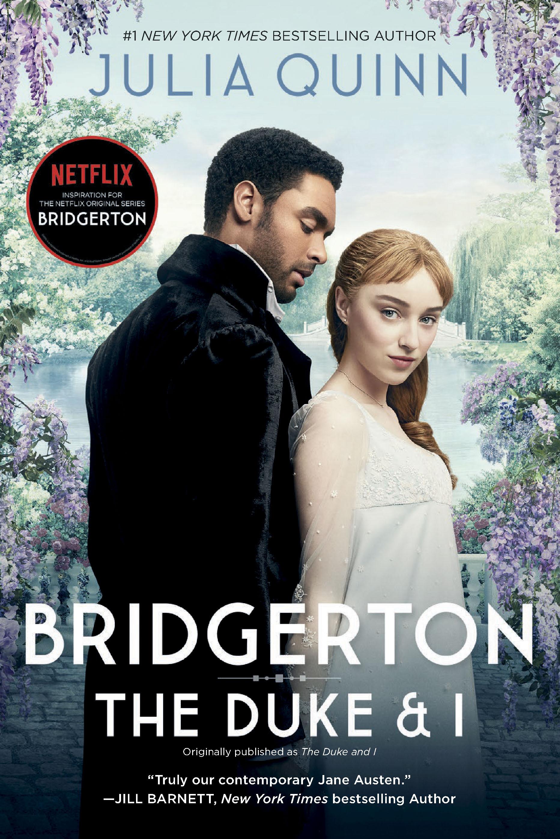 The Duke and I | Julia Quinn | Author of Historical Romance Novels  bridgerton