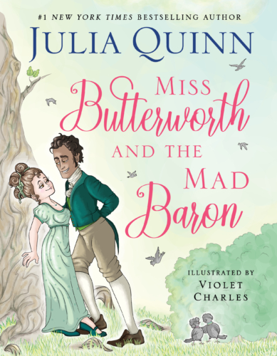 Miss Butterworth and the Mad Baron, a Graphic Novel