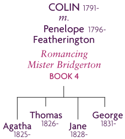 Family Tree: 2nd Epilogue - Romancing Mister Bridgerton