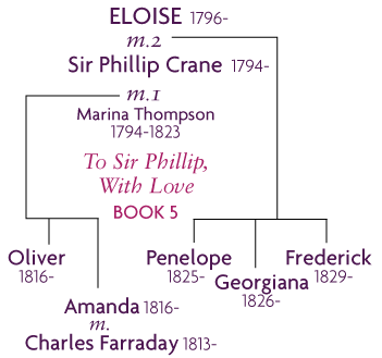 Family Tree: 2nd Epilogue - To Sir Phillip with Love
