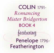 Family Tree: Romancing Mister Bridgerton
